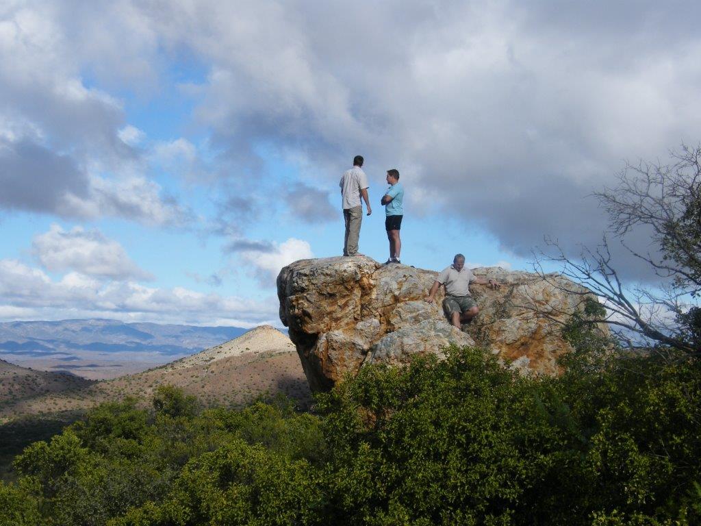 Views forever at Touwsberg